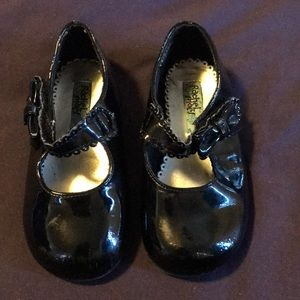 "Other - Black Toddler Girls ""Rachel Shoes"""